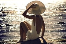 Summer / Summer, without a doubt, is my favorite season!  The beach, the water, vacations - I love everything about it!