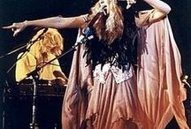 """Stevie Nicks ♥ / I have been in love with the music of Stevie Nicks from the very first time I heard """"Rhiannon"""" in 1975!"""