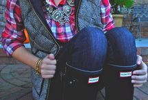 My Style Inspiration / Clothes, Shoes and Accessories  / by Brennly Marie