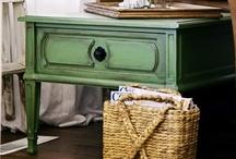Furniture ReDo's / by Martha Falkenstein
