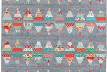 Quilts, Fabric, Sewing / For the love of fiber, color, texture and pattern.