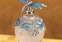 Perfume Bottles / Perfume bottles are works of art!