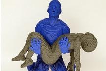 Lego Art / by Katie