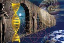 Sacred Geometry / Geometría Sagrada, la huella digital de Dios en cada ser de la tierra