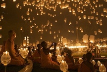 Thailand ประเทศไทย / by Katie