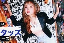 Japanese Fashion Magazines / by Katie