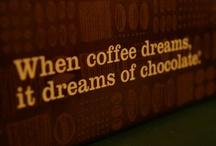 Caffeine / Coffee, Tea and Chocolate / by Peggy Thompson