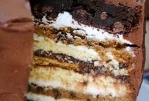 Decadent / Rich desserts