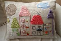 Pillows / I love pillows!