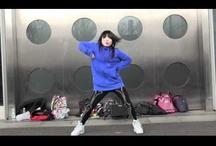 Korean Dance Covers / by Katie