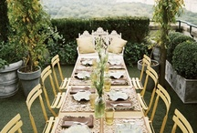 Al Fresco / Share a meal in the open air