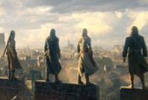 I love Assassins Creed / by Billie-Jo Williams