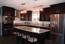 Kitchen Ideas - Cabinets