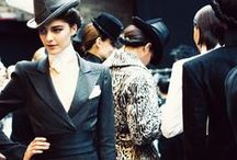 Menswear Inspired / Menswear inspired fashion