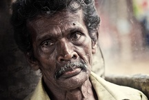 Lions and Tigers - portraits of people from Sri Lanka