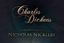 The Life & Adventures of Nicholas Nickleby