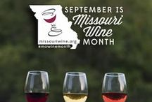 Missouri Wine Month / September is Missouri Wine Month, when we recognize and celebrate this amazing industry with a fascinating history and an exciting future.