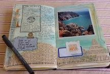 Albums, Journals, Sketchbooks / A collection of ideals.