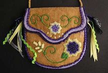 Bags, Pouches, and Sheaths / by Pam Ifandy