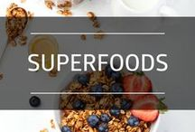 Super Foods / You are what you eat! So choose to eat what's good for you and fuel your body with the world's best superfoods.