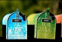 Post It / Mailboxes hold such possibilities.
