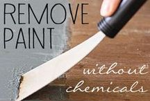 Painting Furniture DIY / Don't you just love a good DIY paint project?