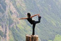 Yoga & Pilates / by Lucia Barros