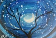 Painting Ideas - Winter