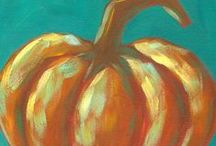 Painting Ideas - Fall