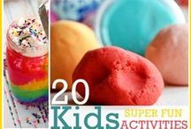 Projects for Kids / Crafts, cooking, activities, and healthy living ideas for kids.