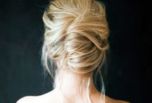 hair & face. / by Sarah Bonthuis