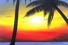Painting Ideas - Summer