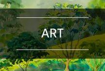 Art / Art: not always in the way expected.