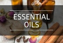 Essential Oils / All there is to know about essential oils. Their health benefits and more!