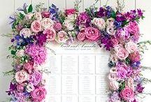 Wedding Day Table Plan