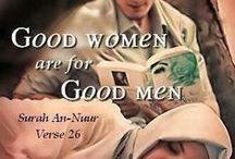 MUSLIMAH / Be a good Muslimah