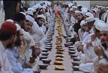 RAMADHAN - THE HOLY MONTH OF RAMADHAN / The Muslim activities during Ramadhan