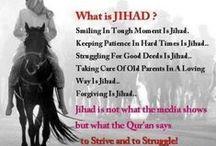 JIHAD - THE RIGHT PATH OF JIHAD / The right path of Jihad