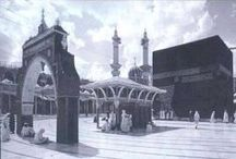 HISTORICAL PLACES OF ISLAM AROUND THE WORLD