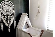 dream catcher decor / Dream catchers that compliment any and every style.