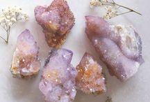 Crystals / Gemstones and crystals