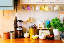 making a home / Each day I take another step to create the home, the space, I dream about. Sometimes I write about creating this space at my blog, www.lizlamoreux.com.