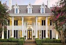 Dream Home Ideas / farmhouse|southern mansion|beach home|cottage styles along with decor for the home / by ★ ღŦŞŴღ ★