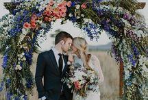 fairytale endings / the day I say I do  / by Arianna Amberg