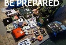 "IN CASE OF EMERGENCY...... / ""By failing to prepare, you are preparing to fail.""  ― Benjamin Franklin"