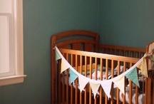 baby: nursery / decor / by Kelly Ottinger