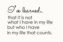 Wise Words / by Kristen Rogers
