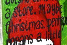Christmas / by Leslye Lemmons Faulkner