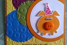 (AA) Cards ~ Animals / by Glenda Jae