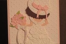 (AW)  Cards ~ Wedding